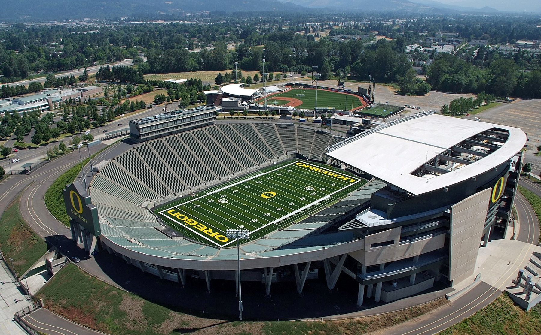 Related Keywords Amp Suggestions For Oregon Football Stadium